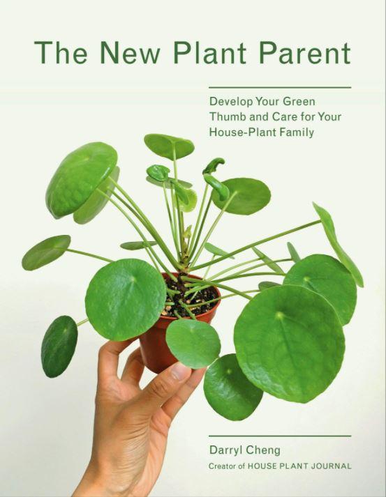 new plant parent book cover