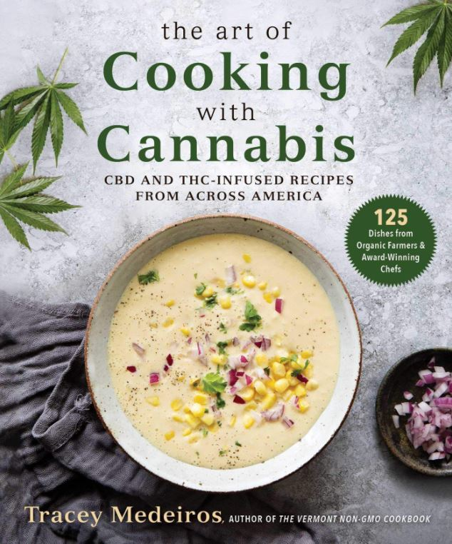 the art of cooking with cannabis book cover