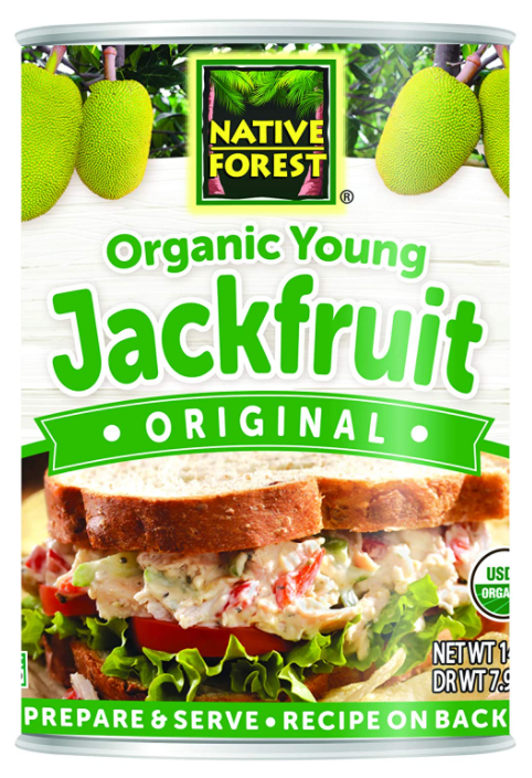 Native Forest's Organic Young Jackfruit
