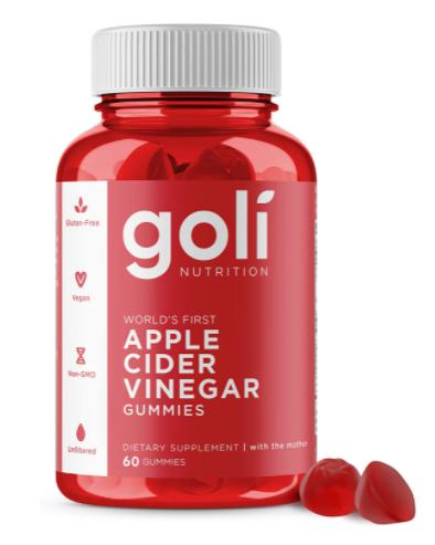 Zhou Nutrition Gut Guru Prebiotic and Probiotic Health Supplement Gummies